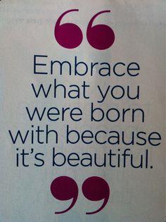Embrace!