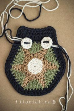 by hf Crochet Star & Owl ❥ 4U //
