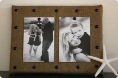 DIY Picture Frame:: 4 Perfect Ideas for DIY Gifts for Your Perfect Mom