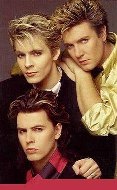 John, Nick and Simon
