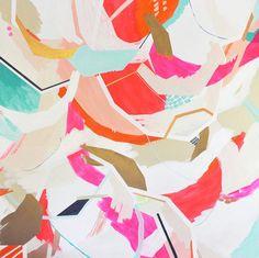 New: Artwork at Leif (This piece by Britt Bass)