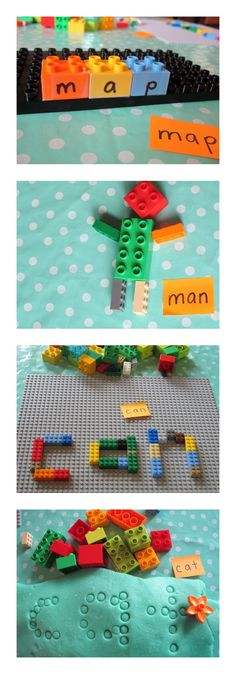 LEGO Spelling Activities Teaching, Spelling Activities, Legos Literacy, Homeschool Math, Classroom Acting, Reading Writting, Spelling Games, Lego Spelling, Kids'S Schools