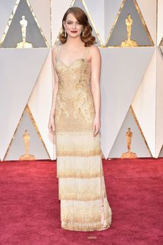 Emma Stone in Givenc