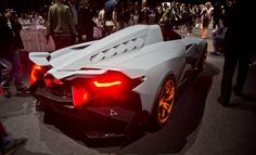 The Lamborghini Egoista – The Maddest Bull Ever! Find out why? Click on the image! #carporn
