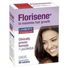 Florisene For Women The Professional Range Hair Growth Food Supplement - 90 Tablets $10.59