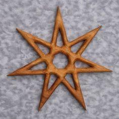 Fairy Star of Enchantment - Elven Star t Septagram