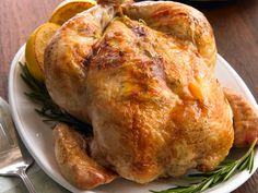 Cook Once, Eat All Week: Roast Chicken -- Make two oven-baked birds on Sunday, then feed your whole family for a week with these inventive recipes