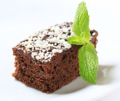 A delicious blend of flavors with an appealing texture – and it's a low carb cake as well.