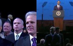 Obama Alien Bodyguard?