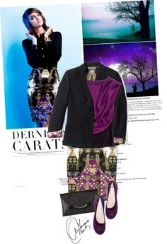 """""""Vince Camuto"""" by somatramoroi ❤ liked on Polyvore"""