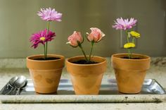 Springy Flower Pot Desserts: A Blast From My Past | The Pioneer Woman Cooks | Ree Drummond