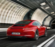 2015 Porsche 911 GTS -- 2015 marks the 50th anniversary of the 911 and the new GTS keeps the legacy alive. Boasting a 430hp six-cylinder, it will do 0 to 62 in 3.8 seconds with a top speed of 190 mph. It will be available in both hard & soft-top versions as well as 2 or 4-wheel drive.