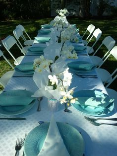 #Wedding Shower in the garden...