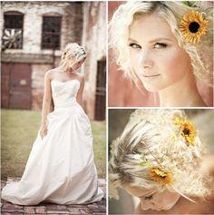 Country Chic Bridal Shoot