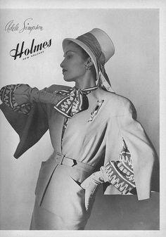 Adele Simpson 1946