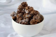 Chocolate & Peanut Butter Popcorn