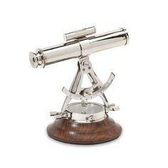 Telescope, Compass, and Sextant | dotandbo.com