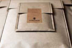 macbook air, felt, kraft paper, packag inspir, cocon, grey, paper packag, leather packaging, black