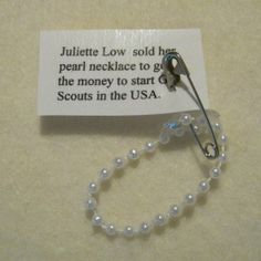 Juliette's Pearls as a SWAP!