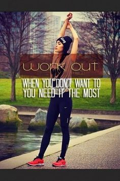workout out #motivation