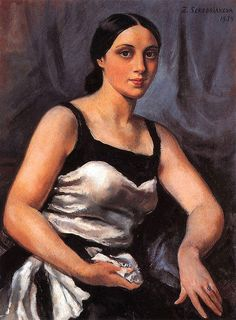 Zinaida Serebriakova by BoFransson, via Flickr