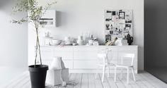 STIL INSPIRATION: A stylist´s kitchen  #nordicdesigncollective
