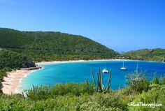 Deadman's Bay, Peter Island, BVI's. Click to read more!