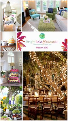 Best of Bright Bold and Beautiful 2012