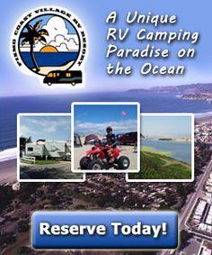 California RV Camping