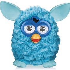 He's back! Furby - one of the biggest Christmas crazes - is returning for 2012