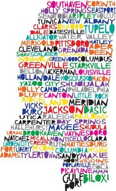 Love Mississippi!