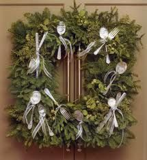 Cute Idea for decorating the kitchen for Christmas