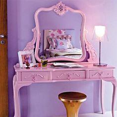 more pink furniture