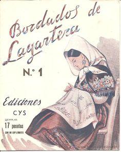 CUADERNO BORDADOS DE LAGARTERA