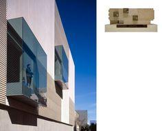 Andalusian Institute of Biotechnology in Seville, Spain by Sol89 - Maria Gonzalez & Juanjo Lopez de la Cruz