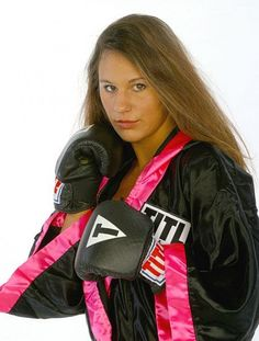 Hollie Dunaway - Female Boxer