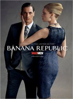 Love the look & store: Banana Republic