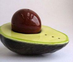 product, peppers, stuff, ceramics, avocado salt, kitchen, salts, thing, pepper shaker