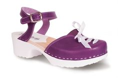 Emy Clog Sandal by Troentorp. How do i not already have these? HOW IS THAT POSSIBLE?!