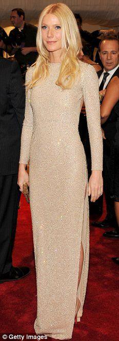Gwyneth Paltrow (wears Stella McCartney)