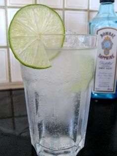 Gin and Tonic