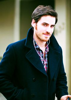 Colin O'Donoghue -hook!!!!!! (he deserved what he got tonight this last episode. 11-13-13