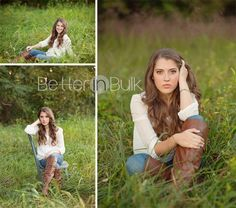 More senior pictures! senior photos field, open field, senior pictur, field picture ideas