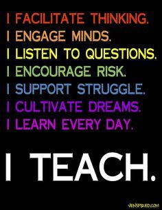 I Teach. | Flickr - Photo Sharing!