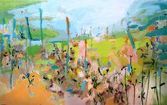 Painting by Armando Rabadán