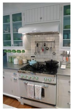 big chill retro kitchen jadeite cottage