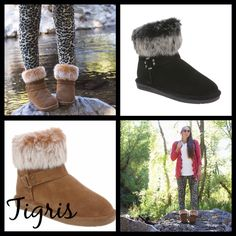 Tigris by BEARPAW available at Macy's