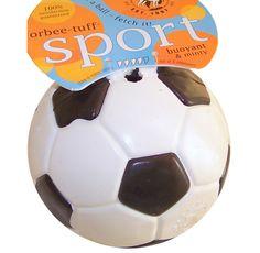 Planet Dog Orbee Tuff Soccer Ball