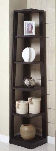 5-Tier Corner Shelf Contemporary Styl... $93.49 #topseller