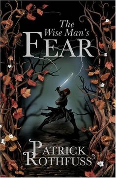 The Wiseman's Fear by Patrick Rothfuss